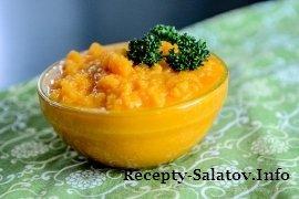 Американский морковный соус