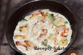 Куриное рагу - пошаговый рецепт