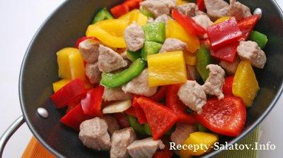 Как правильно и вкусно приготовить мясо с овощами