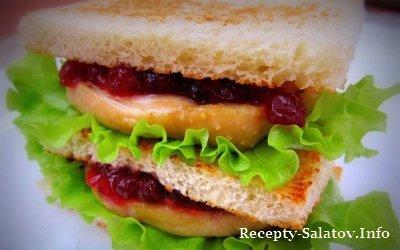 Топ 40  лучших рецептов вкусных сендвичей и бутербродов