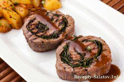 Блюда из свинины рецепты с фото из ресторанов