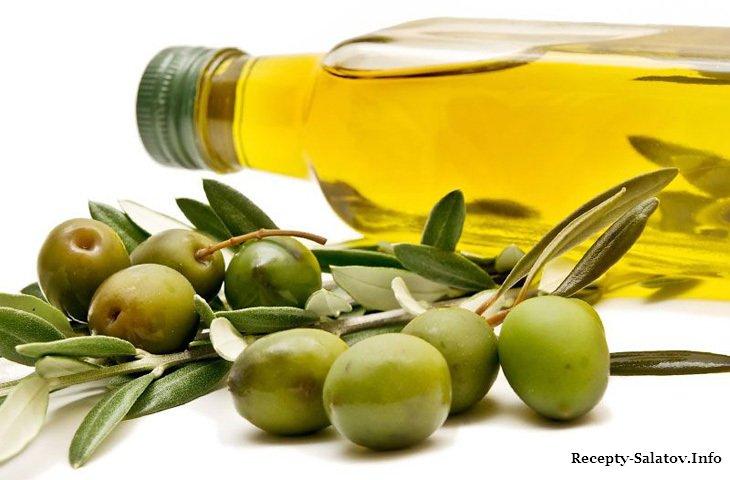 что оливковое масло при низких температурах затвердевает и мутнеет