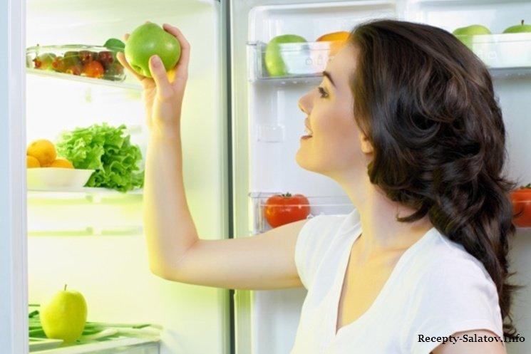 15 Продуктов не для холодильника