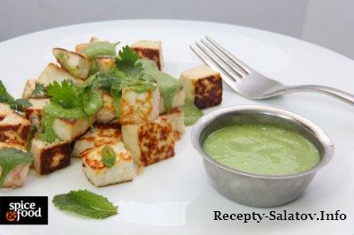 Индийский мятный чатни - восхитительный пряный соус