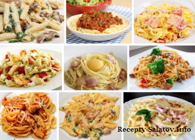 Топ-10 рецептов подливы к макаронам