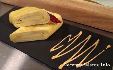Японский омлет Тамаго для суши и роллов