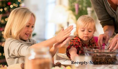 Топ 6 праздничных десертов для детей